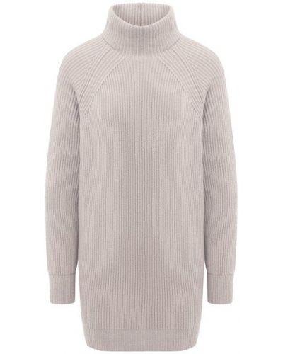 Кашемировый свитер - серый Moorer