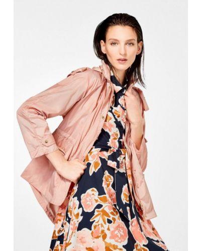 Куртка весенняя розовая Pedro Del Hierro