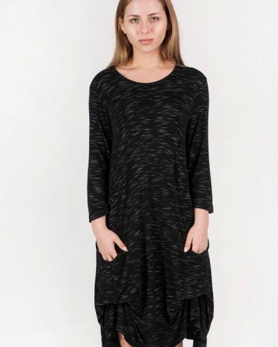 Черное платье Vergans