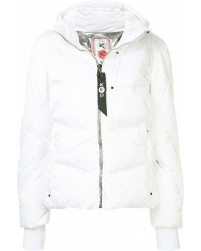 Куртка с капюшоном с карманами спортивная Kru