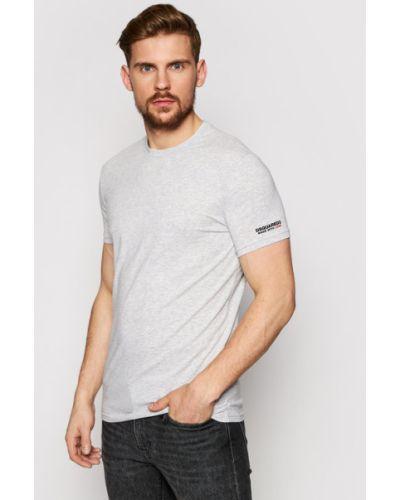 Szara t-shirt Dsquared2 Underwear