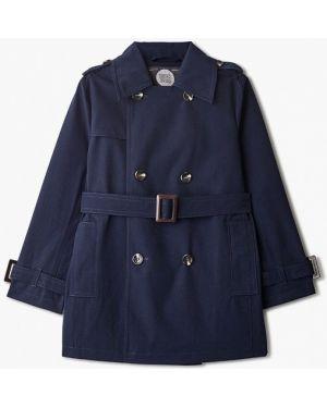 Синее пальто Smith's Brand