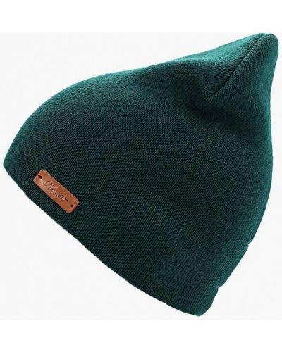 Зеленая шапка осенняя Noryalli