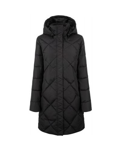 Зимняя куртка с капюшоном длинная Kappa