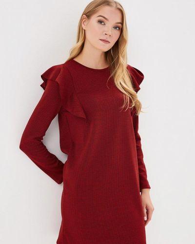 Красное платье весеннее Art Love