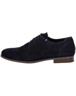 Туфли замшевые Tommy Hilfiger