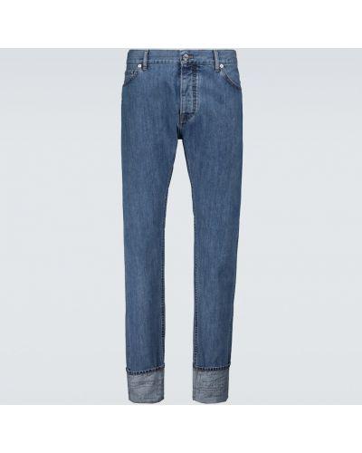 Klasyczne niebieskie jeansy bawełniane Berluti