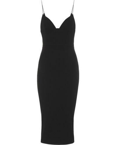 Платье - черное Alex Perry