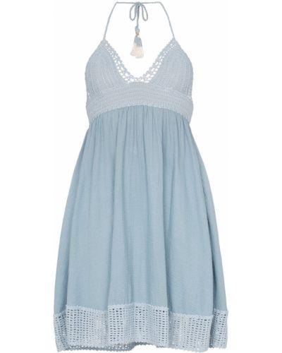 Платье с открытой спиной с V-образным вырезом She Made Me