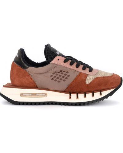 Sneakersy zamszowe Be Positive