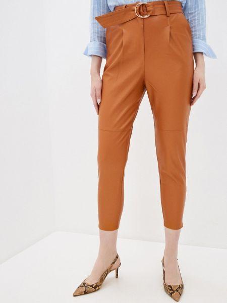 Коричневые брюки Zabaione