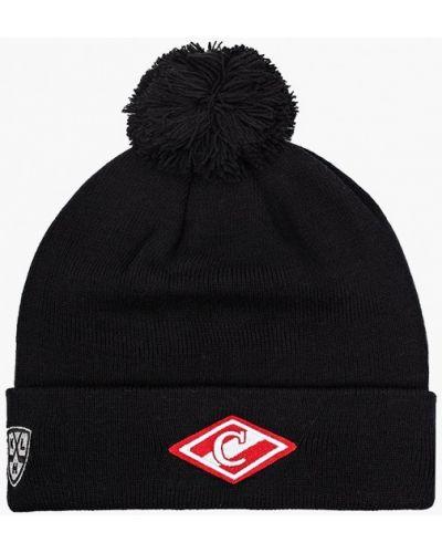 Клубная черная шапка Atributika & Club™