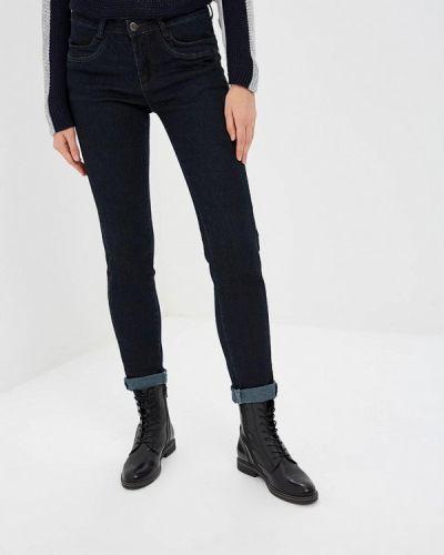 Синие джинсы-скинни Savage