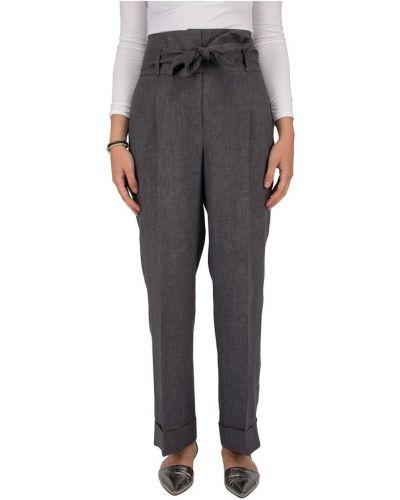 Spodnie z wysokim stanem Cappellini