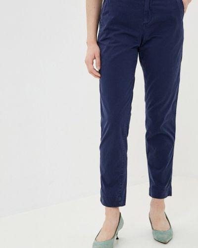 Синие повседневные брюки Gap