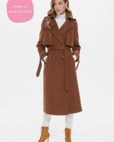 Пальто - коричневое Gk Moscow