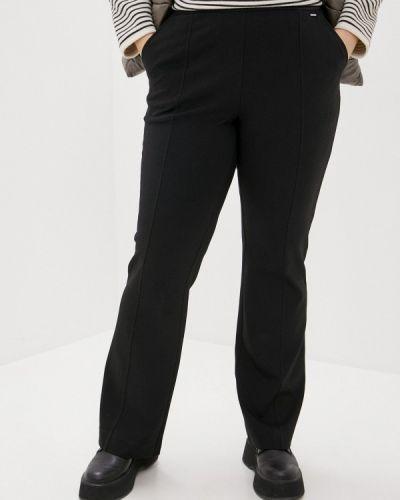 Прямые черные брюки Samoon By Gerry Weber