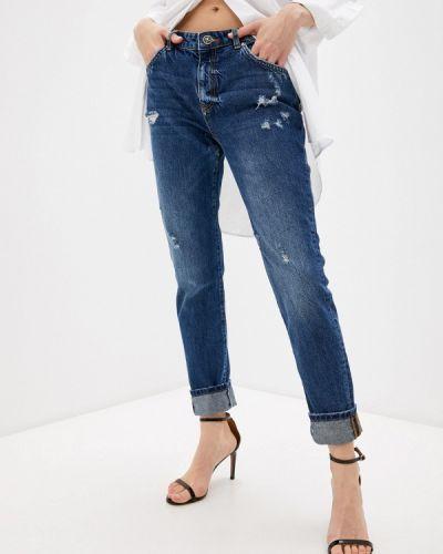 Синие джинсы John Richmond