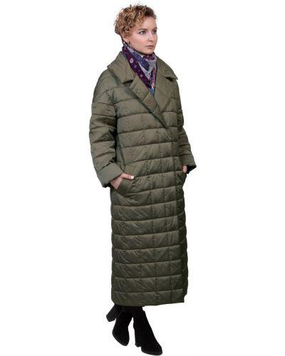 Пальто с капюшоном длинное оверсайз J-splash