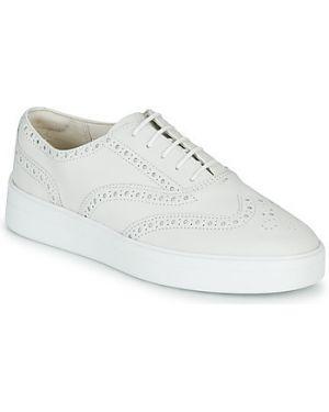 Buty brogsy beżowy Clarks