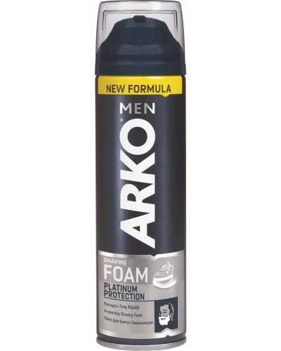 Кожаная пена для бритья Arko