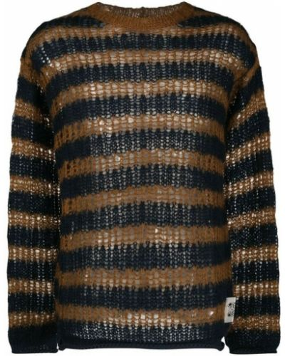 Sweter - brązowy Kenzo