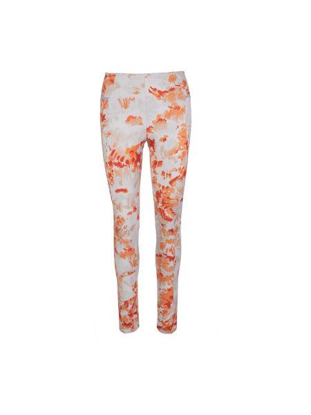 Spodnie - pomarańczowe Off-white