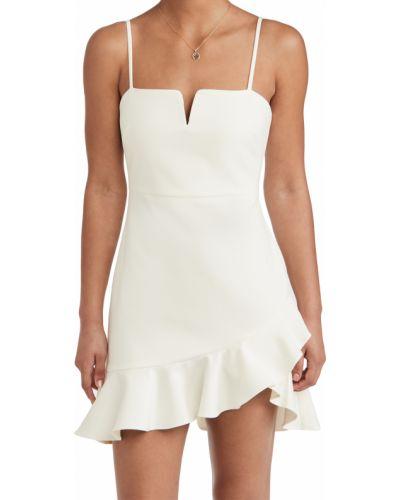 Текстильное платье с вырезом Likely