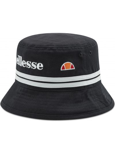 Czarny kapelusz Ellesse