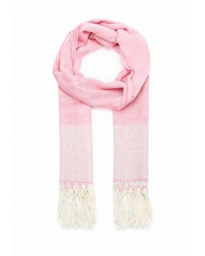 Розовый палантин Venera