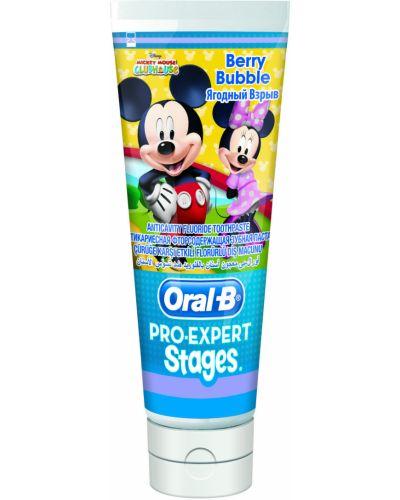 Детская зубная паста Oral-b
