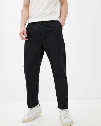 Повседневные черные брюки Gap