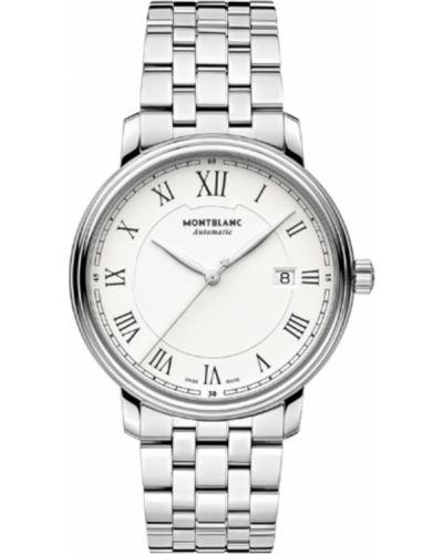 Biały zegarek Montblanc