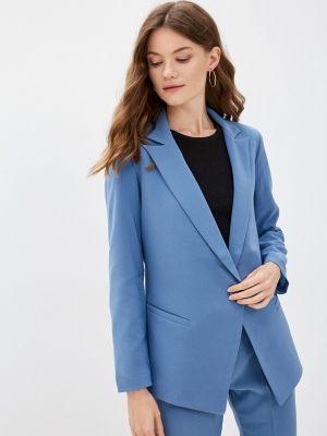Голубой зимний пиджак Rinascimento