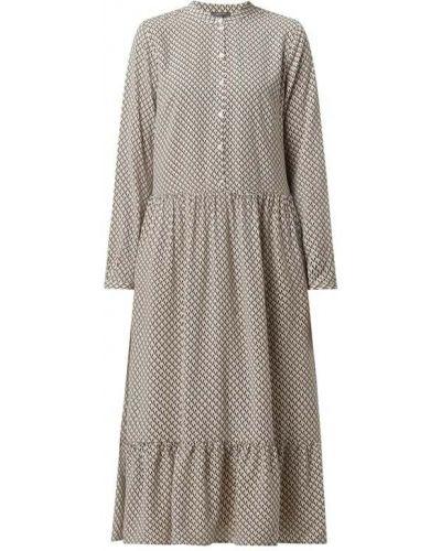 Sukienka z falbanami Montego