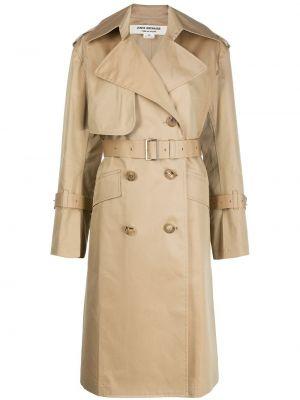 Długi płaszcz z kieszeniami z kołnierzem Junya Watanabe