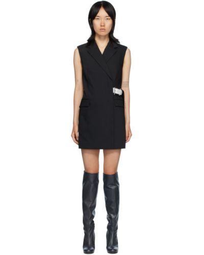 Платье двубортное Helmut Lang