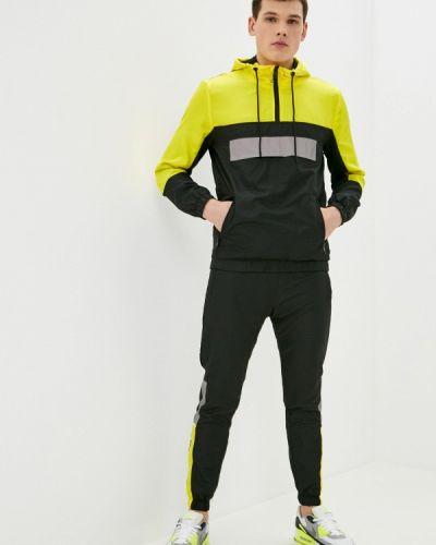 Костюмный черный спортивный костюм Zayne