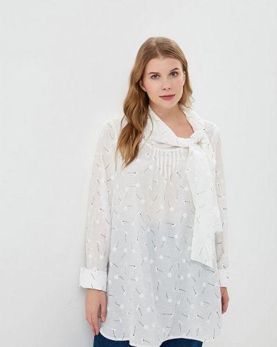 Блузка с длинным рукавом белая Berkline