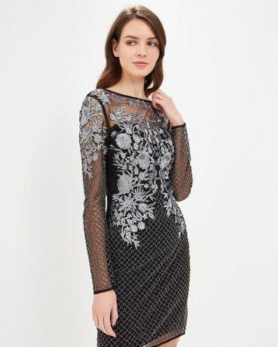 Вечернее платье черное Jan Steen