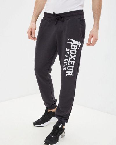 Серые спортивные брюки Boxeur Des Rues