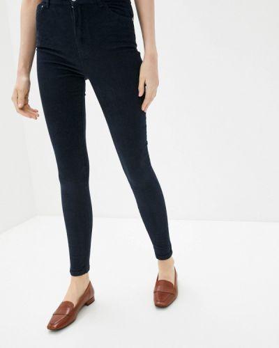 Повседневные синие брюки Zabaione