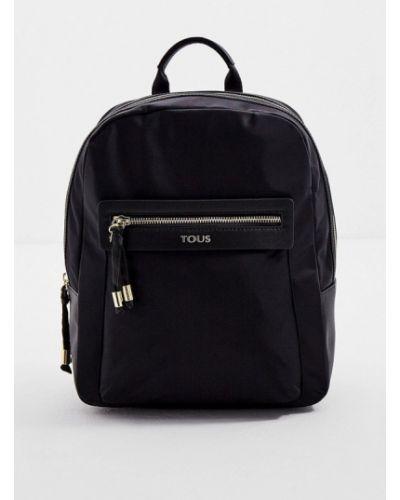Черный зимний рюкзак Tous