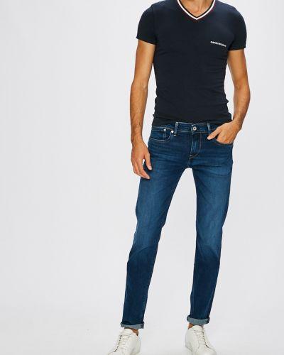 Джинсы-скинни делаве с заниженной талией Pepe Jeans