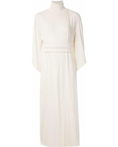 Платье миди с разрезами по бокам прямое Framed
