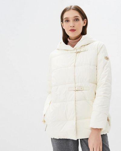 Утепленная куртка - белая Camomilla Italia
