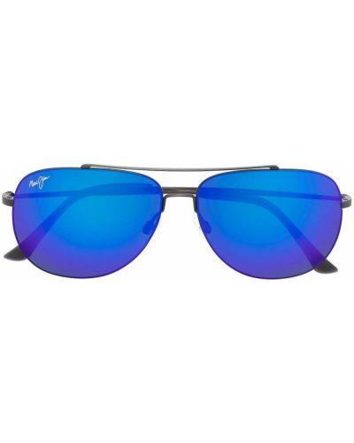 Солнцезащитные очки металлические Maui Jim