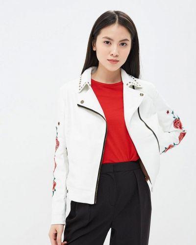 Кожаная куртка весенняя Glamorous