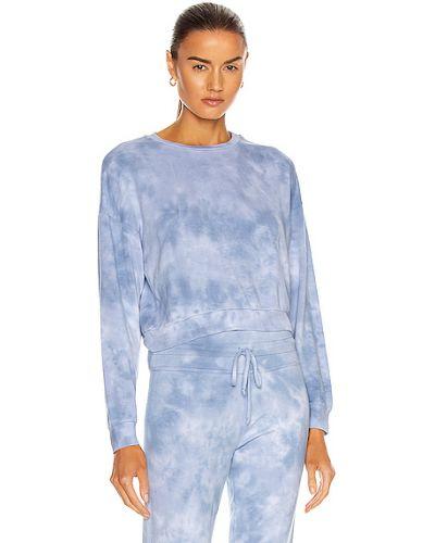 Облегченный флисовый серый пуловер Beyond Yoga