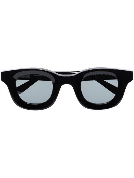Акриловые черные солнцезащитные очки Thierry Lasry